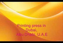 ExPrint Mart / We consistently produce high quality print works and cover every aspect of client's printing requirements from small run   digital printing to large scale Offset printing press works using latest Offset Printing machines and other techniques at our   print shops in Dubai and Abu Dhabi. To know more: www.exprintmart.com