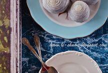 Moon cakes / by Ashron Kitchen