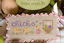 Cross Stitch / by Linda Hoefer Alcock