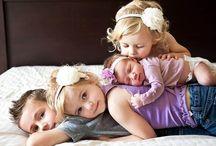 Inspirace - Děti, rodiny a těhulky