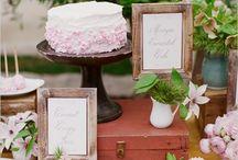 Wedding cakes and dessert tables - Bröllopspodden