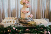 Dessert Table / by Love & Lavender | Wedding Blog