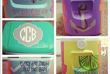 New cooler ❤️ / by Francesca Leigh