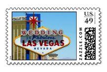 Las Vegas Wedding Postage