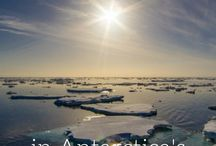 ♡ Antarctica Travel ♡ / Travel stories and recommendations about the Earth's southernmost continent: Antarctica. A desolated place in the world, a travel destination not for everyone. Happy Travels ♡
