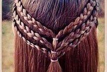amelie pomainville / une belle idée de coiffure