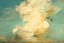 clouds / by Ali Whit
