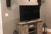 Room TV Concept