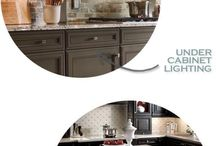 Traditional Kitchen Design Inspiration / by InnerMost Cabinets