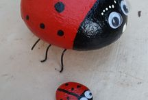 Easy Crafts / Rock Painting