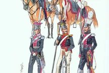 Russian Napoleonic period regiments