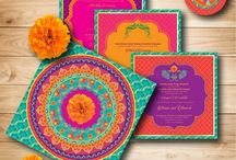 Indian Invitation Ideas / Indian Invitation Ideas