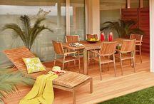 Jardines y Terrazas / Descubre nuestras propuestas para disfrutar de tu jardín/ terraza tanto en verano como en invierno,
