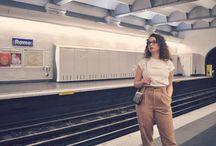 NEXT STOP : PARISIAN UNDERGROUND / Ce n'est pas un moyen de transport mais un concept, une expérience sociale...il s'agit du grand, emblématique et centenaire métro parisien!