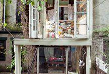 tree house/tiny house / by Rea Ramos