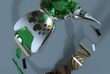 Xbox Engagement Ring