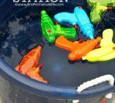 Dart Gun   Squirt Gun Birthday Party