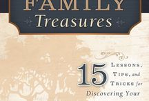 Family Tree ideas & tips / by Janet Byrd