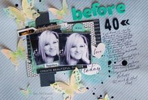 Scrapbooking with Spellbinders / Create stunning scrapbook pages, mini albums and more using Spellbinders products!