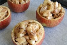 Small apple pies