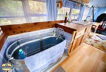 housebus converted bus