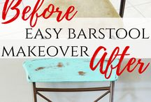 Furniture Makeovers / Furniture makeovers, diy, thriftstore before and after, thrift store finds, upcycle diy project, repurposed furniture, easy furniture makeovers, before and after.