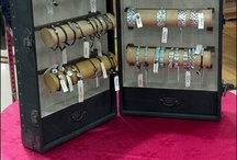 Jewelry Display & Earring Cards / by Vikki Edge