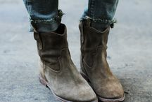 fall/winter ankle boots