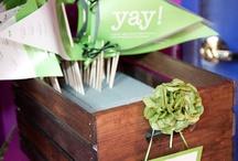 Wedding Ideas / by Sherri Hardy