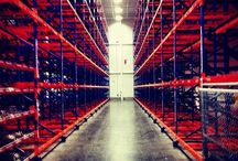 Material handling  / Forklift, pallet racking and other