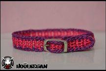 Hoodiegan crochet pet accessories