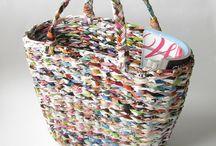 Koszyk do ręki / Bags
