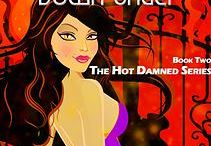 HOT DAMNED SERIES / READING ORDER; Fashionably Dead Fashionably Dead Down Under (March 2014) Hell on Heels (Summer 2014)