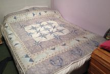 PomPomPatch / Bespoke handmade quilts available to order; any size, colours and designs
