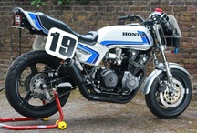 Old sbk ,streetfigthers ,cafe racers .