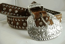 Women's Belts / by Cowboy Outfitters