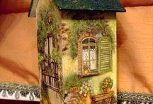 чайный домик, tea house.