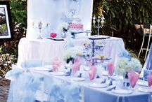 {Sweet Table} Princess Birthday