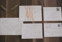 Invitique Invites / Wedding invitations