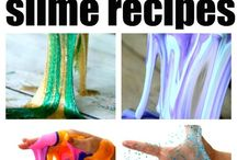 Slime recipies