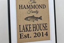 Lake House Decorating Ideas