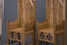 throne