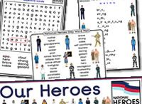 National Heroes Day / National Heroes Day teaching resources, to help celebrate this great event.