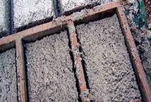 hypertufa(concret,beton,papercrete etc)