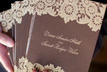 #WEDDING INVITATION