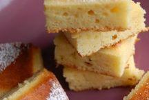 Gâteau au citron fondant
