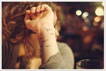 tattoos<3 / by Mercedes Fulton