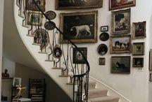 Interiors / Interior design and decoration.