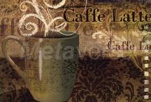 coffee, tea & kitchen scraps