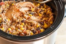 Slow Cookers:  Recipes, Tips, etc.